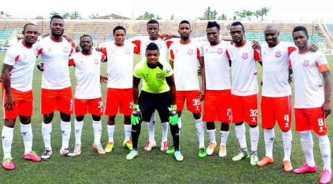 Niger Tornadoes lost 2:1 to Santoba FC Conakry