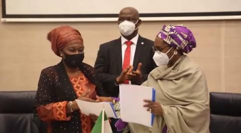 TSA: Nigeria and Gambia Sign MOU
