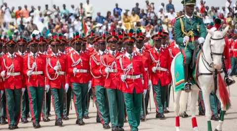 NDA to commission 630 officers into Nigerian military