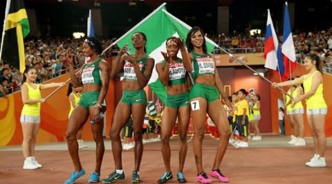 Amusan, Brume, Okon-George set for London