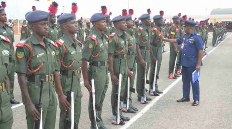 Use skills to end insecurity: NDA officers charged