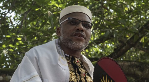 Biafra: Kanu's meeting with EU proof proscription of IPOB