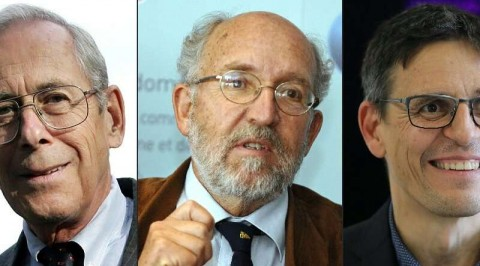 3 scientists win Nobel for discoveries about universe