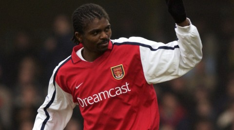Kanu to feature for Arsenal against Real Madrid