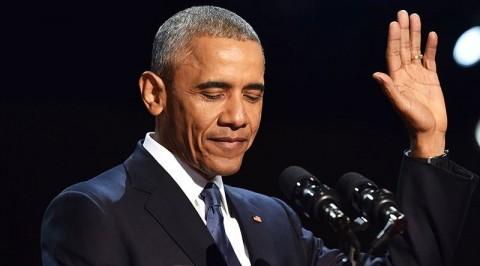 President Obama's farewell speech