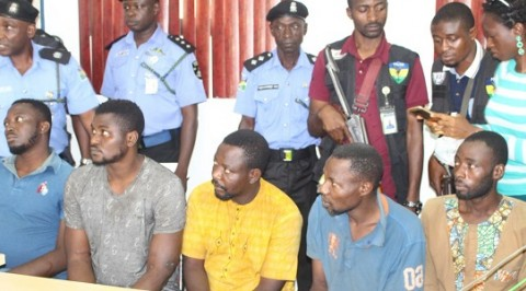 Judge Laments Delay on Offa Robbery Trial