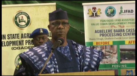 Ogun earmarks 40,000 hectares of land for farmers