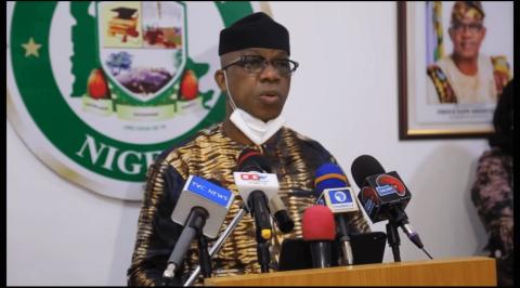 Ogun Extends Lockdown to May 9