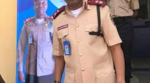 Ogun FRSC Gets New Sector Commander