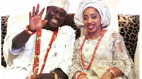 Olori Wuraola sings praises of her husband