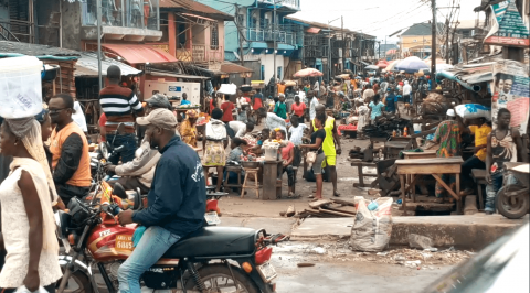 Gov Akeredolu Bans Trading at Market Place