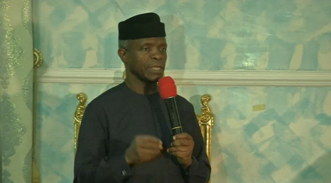 Osinbajo charges NDDC on Niger Delta development