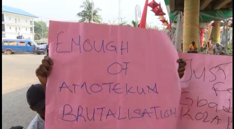 Amotekun Denies Killing UI Student