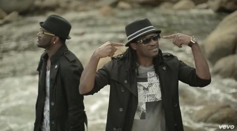Singer, Peter Okoye replies brother's shade