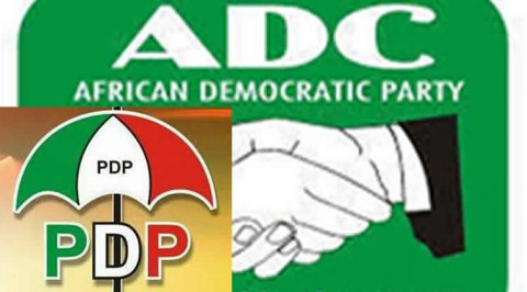 ADC, PDP Bigwigs Dump Parties for APC in Ogun State .