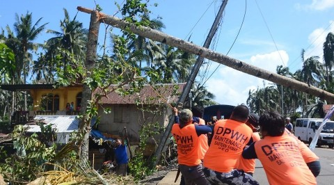 Philippines counts cost of deadly storm