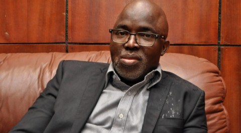 Blame us for Super Falcons' defeat, Pinnick admits