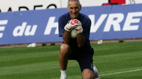Super Eagles job excites new Italian goalkeeper trainer