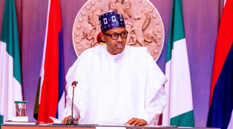 Buhari Seeks National Assembly's Confirmation of Service Chiefs
