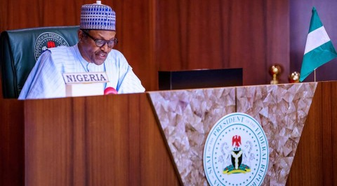 President Buhari Cautions on ECOWAS Common Currency
