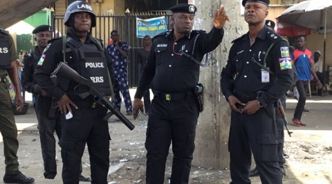 Police Organise Peace Accord Towards Saturday Re-run Elections