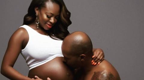Naturi Naughton shares eye popping pregnancy photos