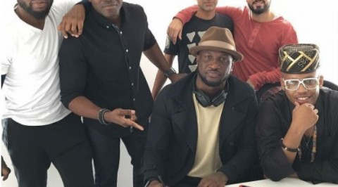 Peter Okoye signs deal with U.S record label