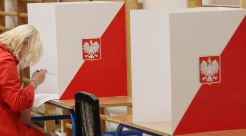 Poland conducts parliamentary election