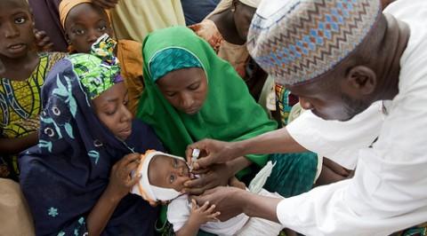 Kaduna state polio free since 2012
