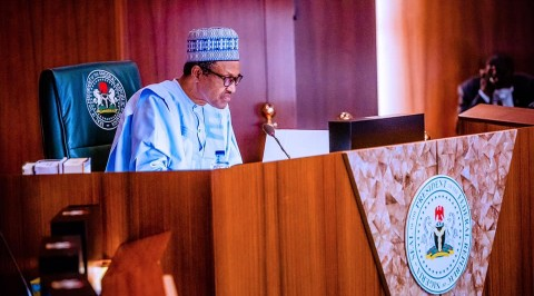 Why Our Party Must Not Fail, President Buhari to APC Members