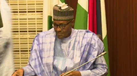 Our focus is to create jobs - President Buhari