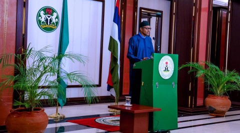 President Buhari to Address Nigerians