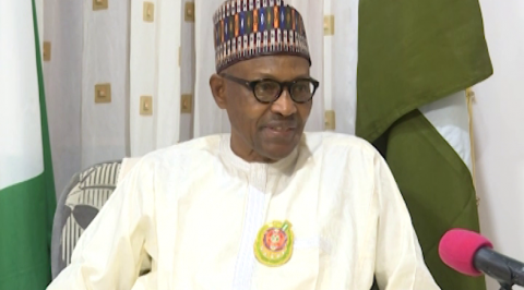President Buhari Counsels Released Kankara Students
