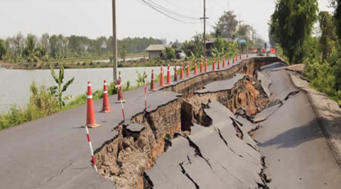 Earthquake kills 2, injures 241