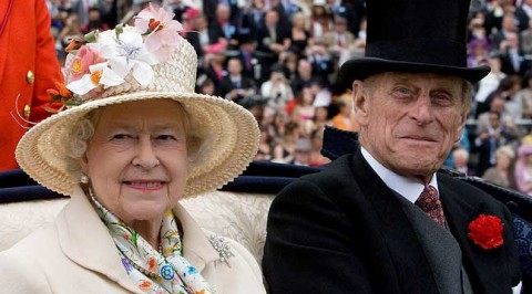 Queen Elizabeth and Prince Philip celebrates 70th anniversary