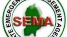 SEMA provide relief materials to victims of heavy rainfall