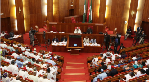 Senate: Senate Suspends Plenary to Honour Deceased Colleague.