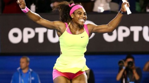 Serena reaches semis in New York
