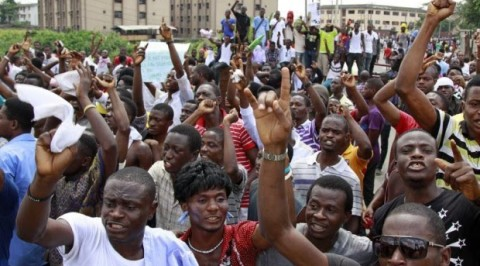 Students protest incessant cultists attack