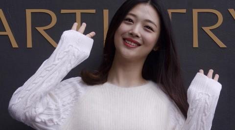 The K-pop star Sulli found dead