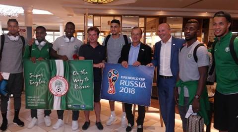 UEFA-Certified Avita Resort vows to pamper Super Eagles