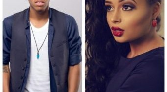 Lola Rae prays for boyfriend, Tekno
