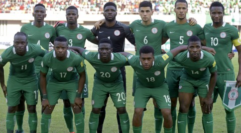 Eagles to play Corsica, Burkina Faso