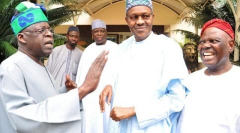 Tinubu, Akande meet Buhari
