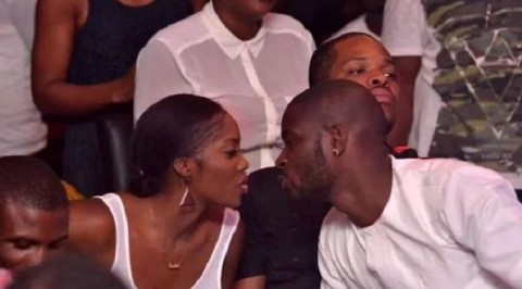 Teebillz dishes out love for Tiwa Savage