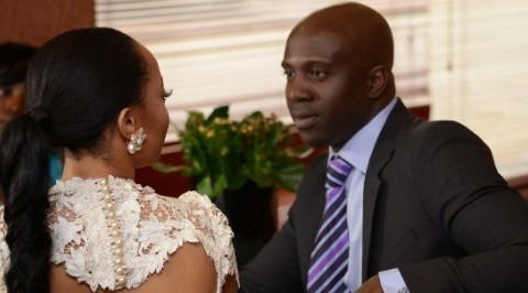 Toke Makinwa and Maje Ayida are officially divorced