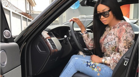 Toke Makinwa speaks after dissolved marriage