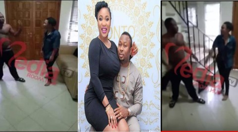 Tonto Dikeh threatens legal action against media houses