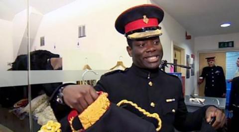 Queen ElizabethII appoints first black PA