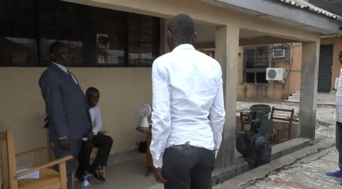 Mobile Court Prosecutes Lockdown Violators In Warri